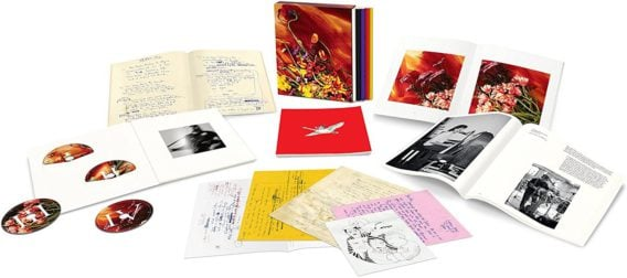 PAUL McCARTNEY: 2017er Box FLOWERS IN THE DIRT deluxe edition