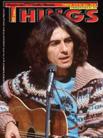 BEATLES-Magazin THINGS 276 reprint