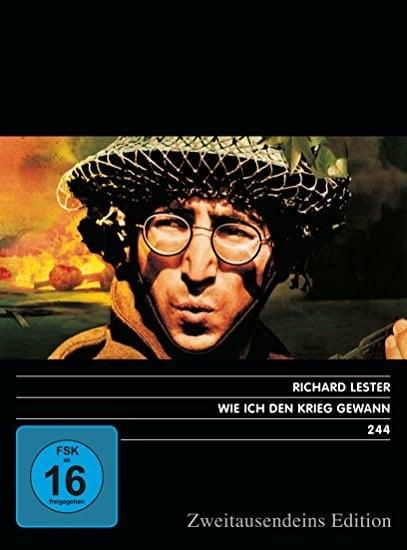 JOHN LENNON: DVD WIE ICH DEN KRIEG GEWANN