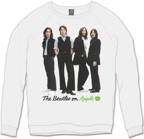 Pullover THE BEATLES ON APPLE