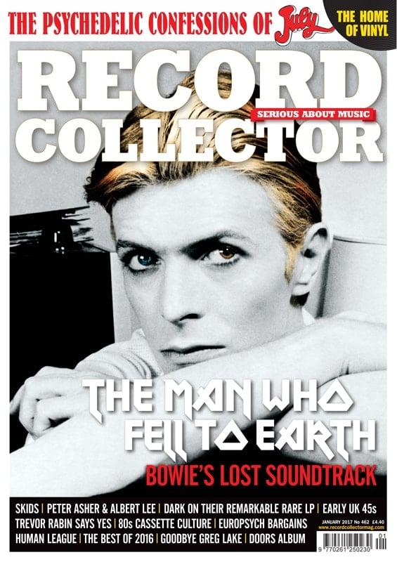 Zeitschrift/magazine RECORD COLLECTOR 462