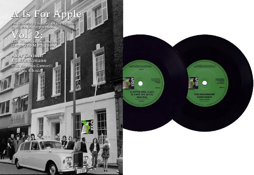 BEATLES: Buch A IS FOR APPLE VOL. 2