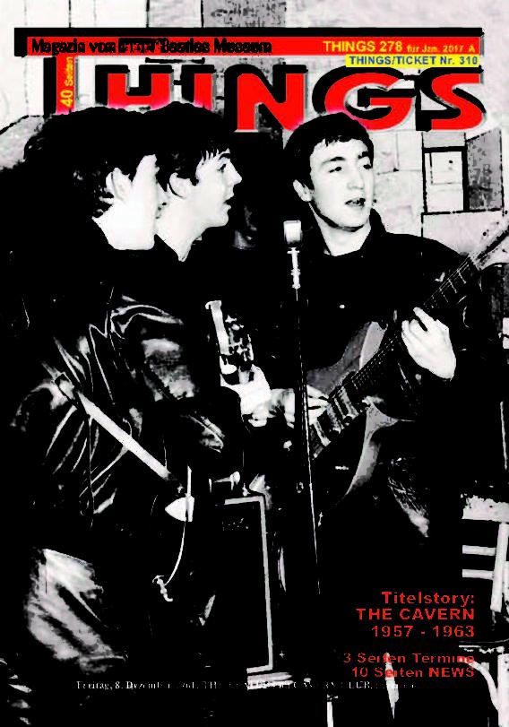 BEATLES-Magazin THINGS 278