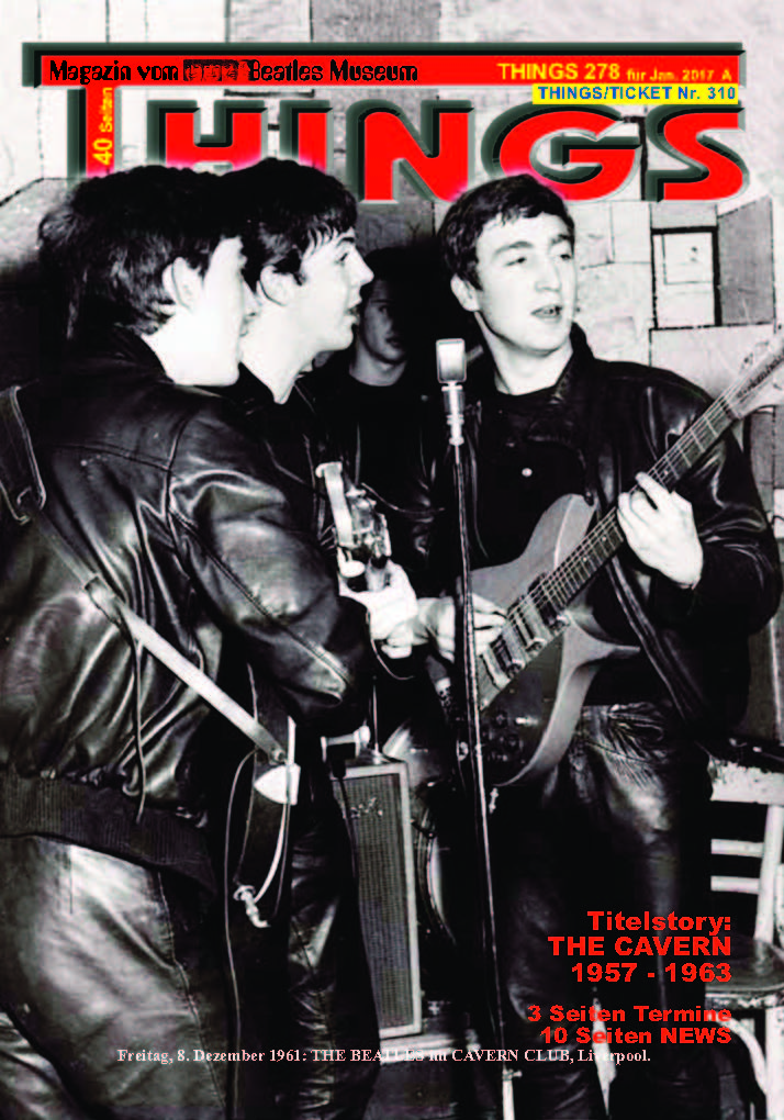 BEATLES-Magazin THINGS 278
