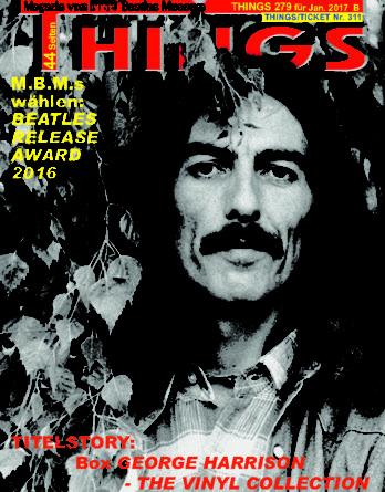 BEATLES-Magazin THINGS 279