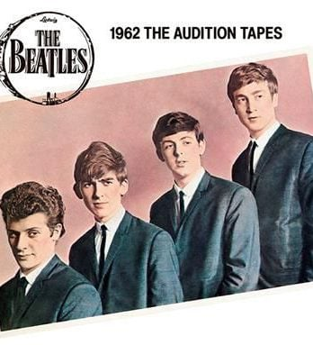 THE BEATLES: 2017er LP 1962 THE AUDITION TAPES