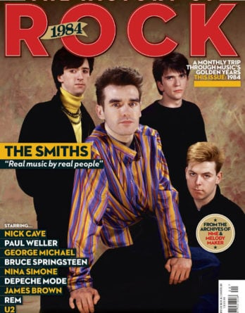 engl. Paperback THE HISTORY OF ROCK 1984