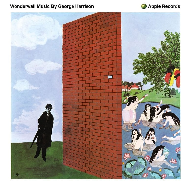GEORGE HARRISON: 2017er LP WONDERWALL MUSIC