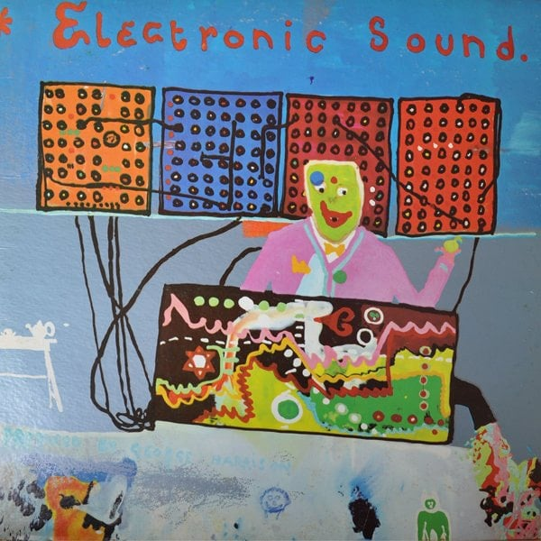 GEORGE HARRISON: 2017er LP ELECTRONIC SOUND