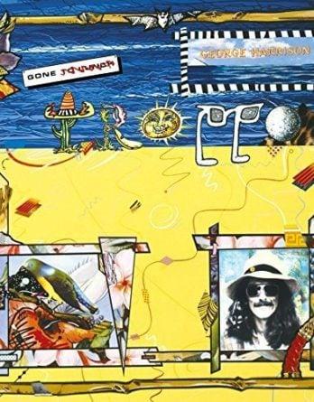 GEORGE HARRISON: 2017er LP GONE TROPPO