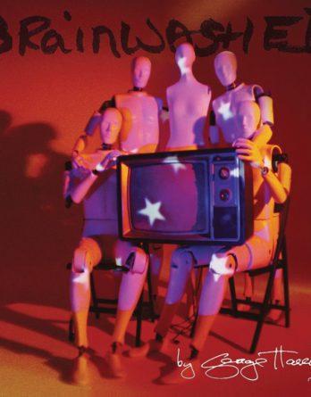 GEORGE HARRISON: 2017er LP BRAINWASHED