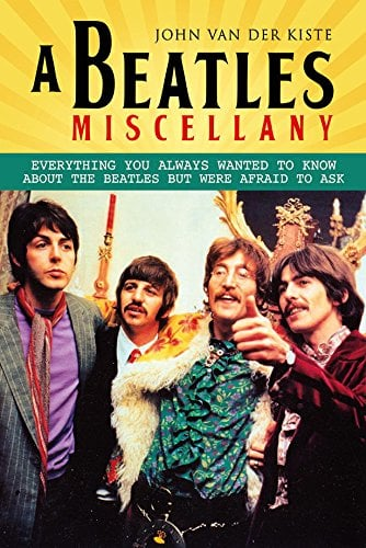 BEATLES-Buch A BEATLES MISCELLANY