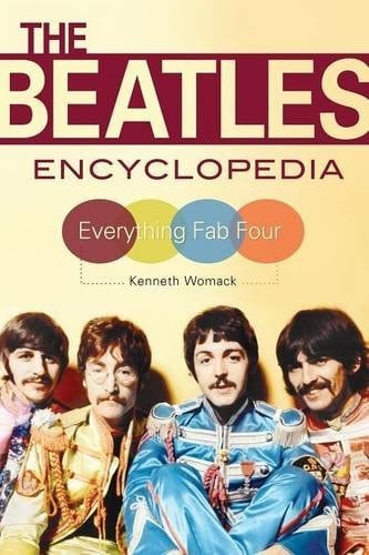 BEATLES-Buch ENCYCLOPEDIA - EVERYTHING FAB FOUR