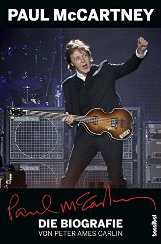 Paperback PAUL McCARTNEY - DIE BIOGRAPHIE