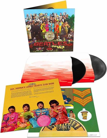 2017er Doppel-LP SGT. PEPPER'S ...