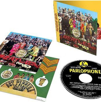 2017er CD SGT. PEPPER'S ...