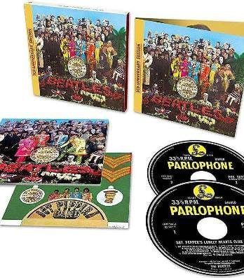 2017er Doppel-CD SGT. PEPPER'S ...