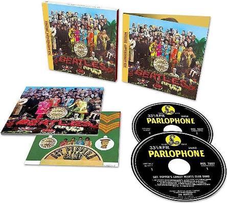 2017er Doppel-CD SGT. PEPPER'S ...