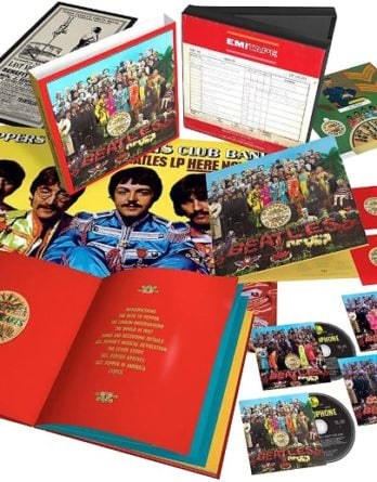 2017er Box SGT. PEPPER'S ...