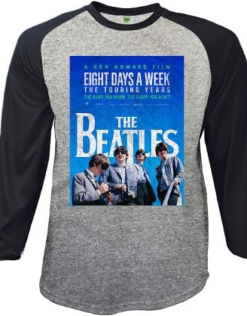 BEATLES-Longsleeve-Shirt EIGHT DAYS A WEEK