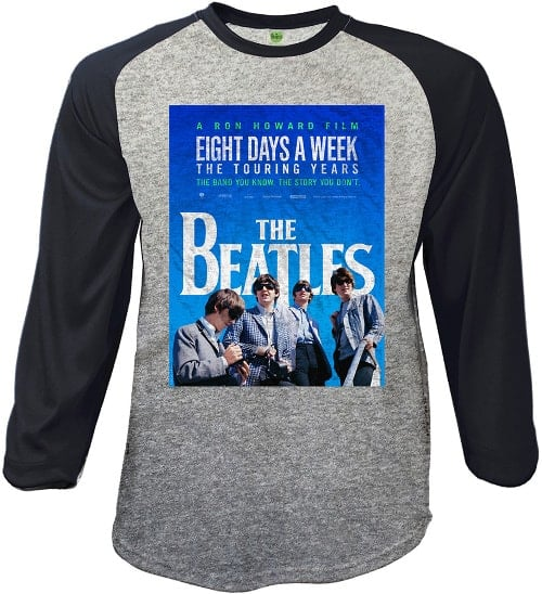 BEATLES-Longsleeve-Shirt EIGHT DAYS A WEEK