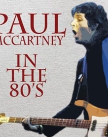 PAUL McCARTNEY: Interview-CD IN THE 80'S