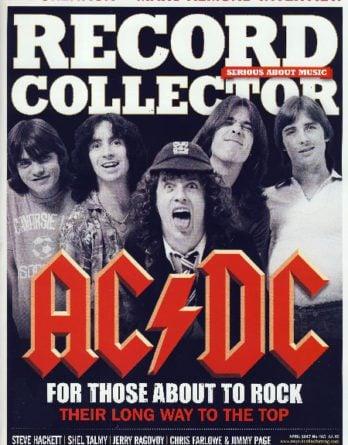 Zeitschrift/magazine RECORD COLLECTOR 465