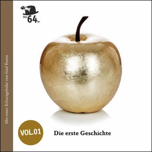 BEATLES-Büchlein DIE ERSTE GESCHICHTE VOL. 01