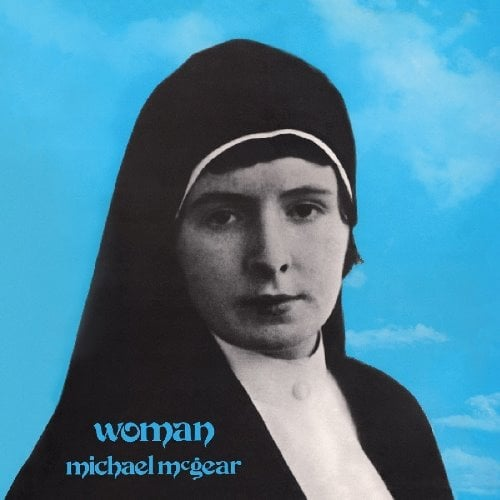 MICHAEL McGEAR alias MICHAEL McCARTNEY: CD WOMAN
