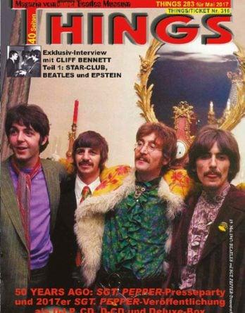 BEATLES-Magazin THINGS 283