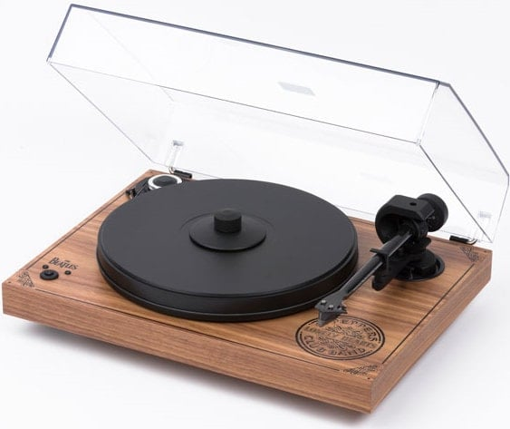 BEATLES-Plattenspieler SGT. PEPPER'S DRUM TURNTABLE