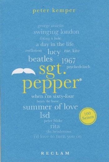 BEATLES-Buch SGT. PEPPER - 100 SEITEN