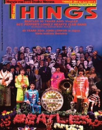 BEATLES-Magazin THINGS 284