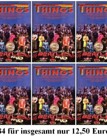 10 x BEATLES-Magazin THINGS 284