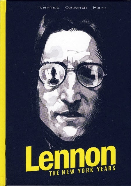 Comicbuch LENNON - THE NEW YORK YEARS