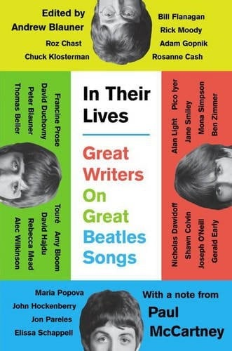 Buch IN THEIR LIVES - GREAT WRITERS ON GREAT BEATLES SONGS