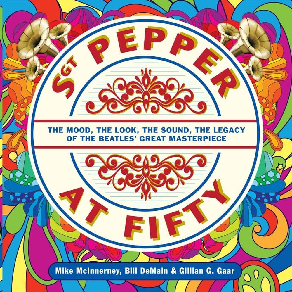 BEATLES-Buch SGT. PEPPER AT FIFTY