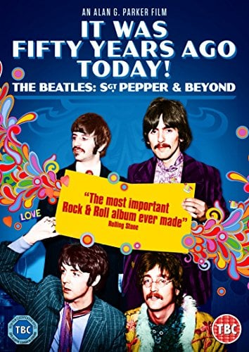 Doppel-DVD ... 50 YEARS AGO ... BEATLES - SGT. PEPPER ...