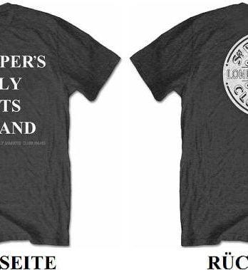 """BEATLES-T-Shirt LETTERING """"SGT. PEPPER'S …"""""""