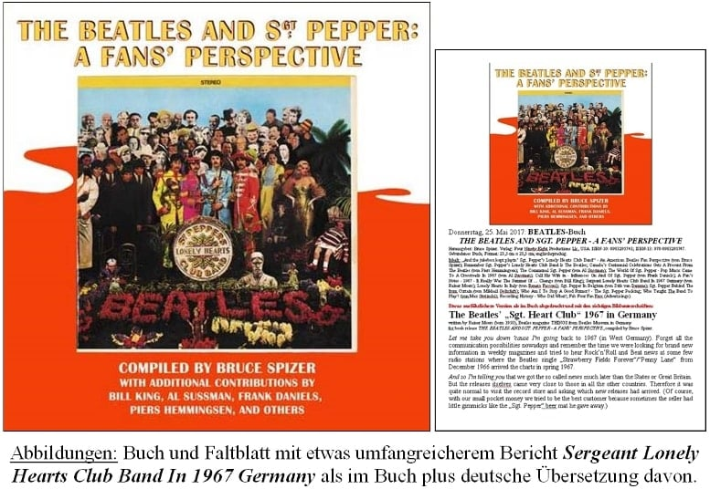 Buch THE BEATLES AND SGT. PEPPER - A FANS' PERSPECTIVE