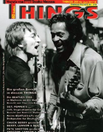 BEATLES-Magazin THINGS 285