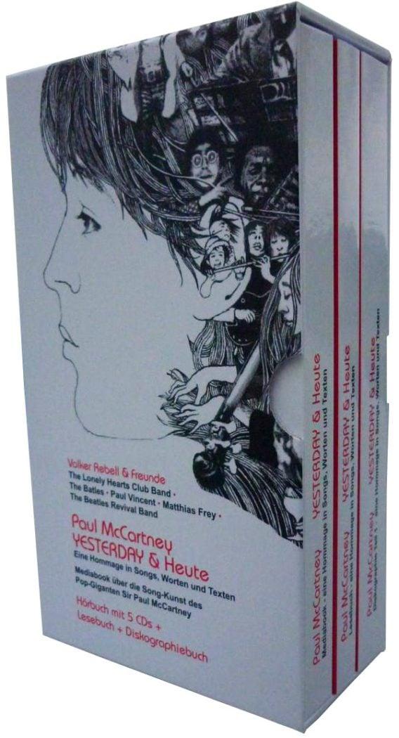 Mediabox PAUL McCARTNEY - YESTERDAY & HEUTE