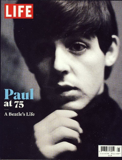 Paperback PAUL AT 75 - A BEATLE'S LIFE