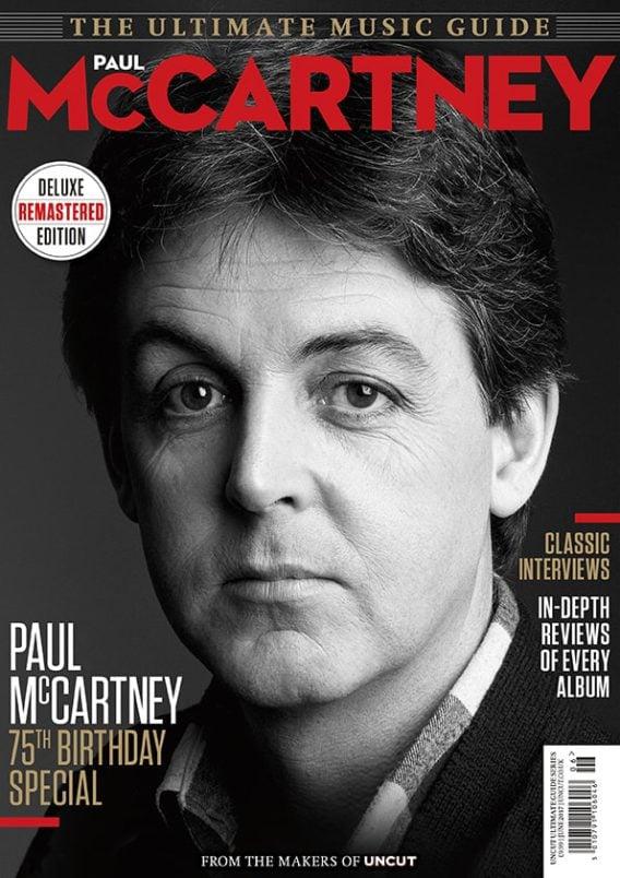 Paperback THE ULTIMATE MUSIC GUIDE - PAUL McCARTNEY