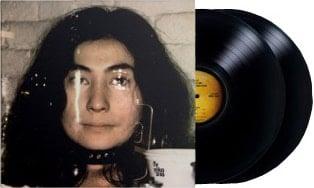 2017er Doppel-Black-Vinyl-LP FLY