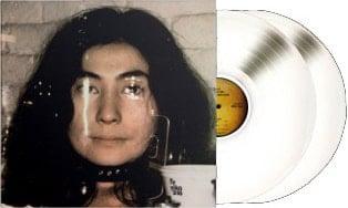 2017er Doppel-White-Vinyl-LP FLY