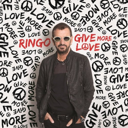 RINGO STARR: Vinyl-LP GIVE MORE LOVE