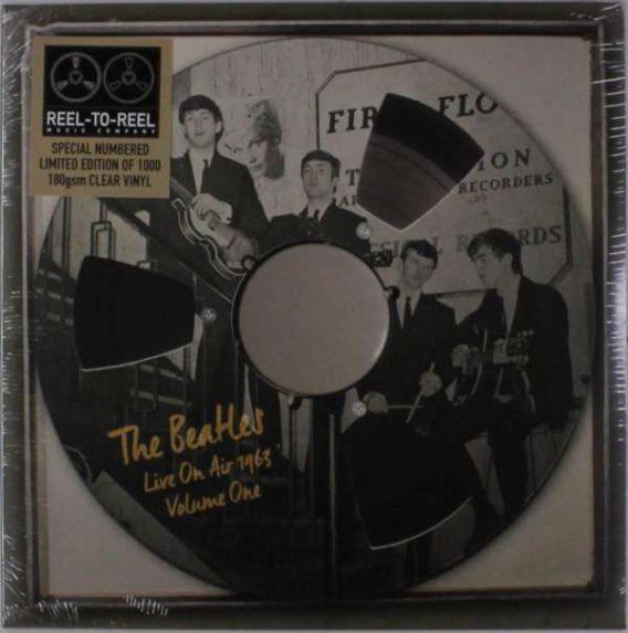 THE BEATLES: LP LIVE ON AIR 1963 VOL. 1