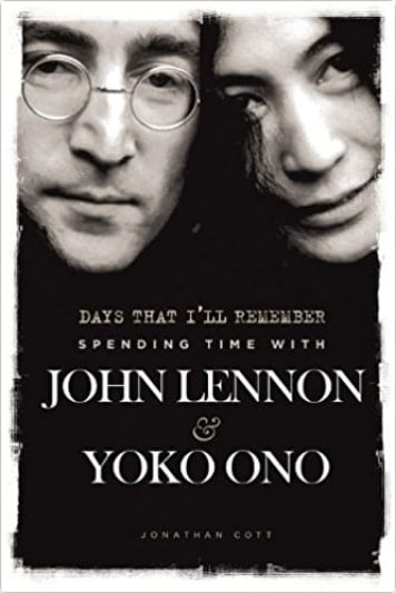 Buch DAYS THAT I'LL REMEMBER SPENDING TIME WITH JOHN LENNON & YO