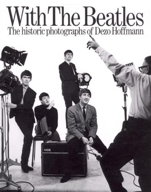 Buch WITH THE BEATLES - THE HISTORY PHOTOGRAPHS OF DEZO HOFFMANN